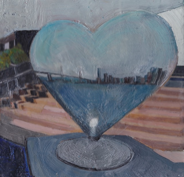 Heart On the Square