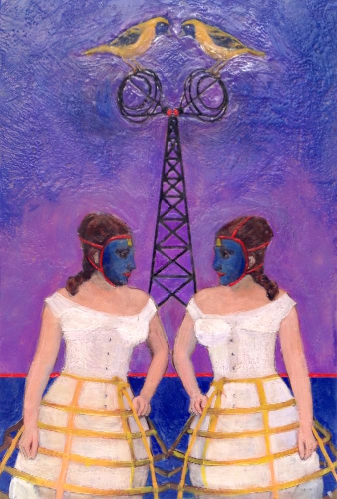 Mystery of the Blue Velvet Mask