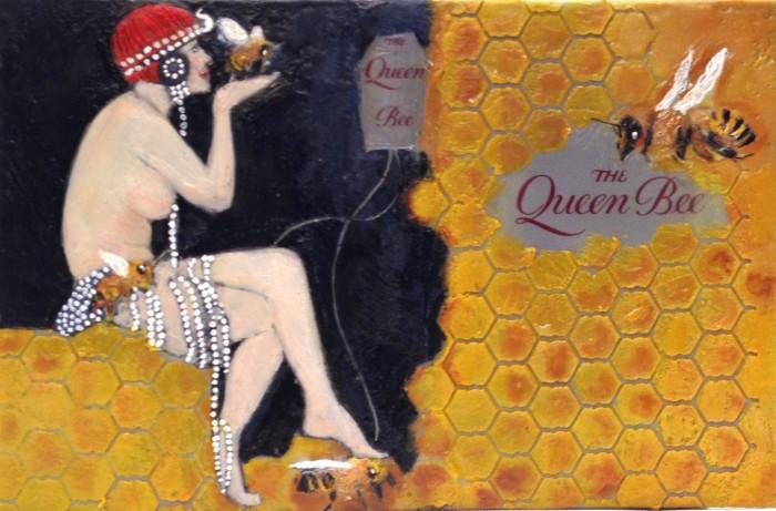 the queen beeFB