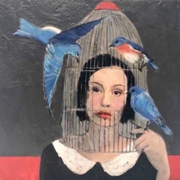 Fly Away Kentucky Bluebird