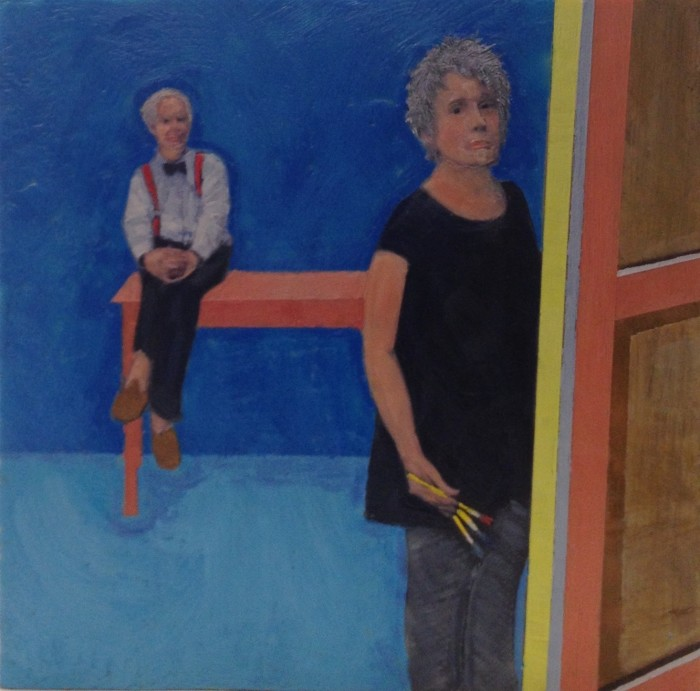 Partners (after Hockney