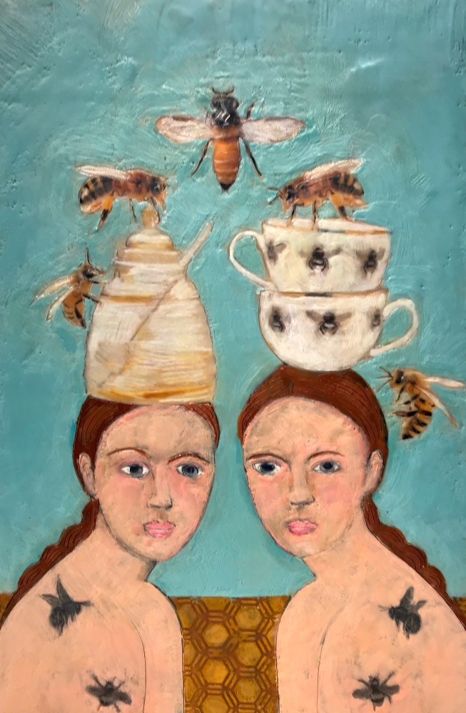 honey bee tea
