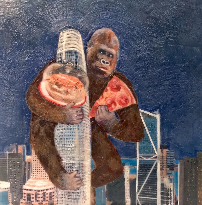 Cake Kong