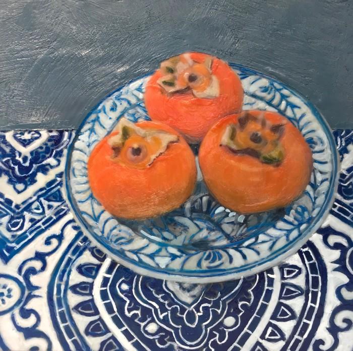 Trifecta in Orange