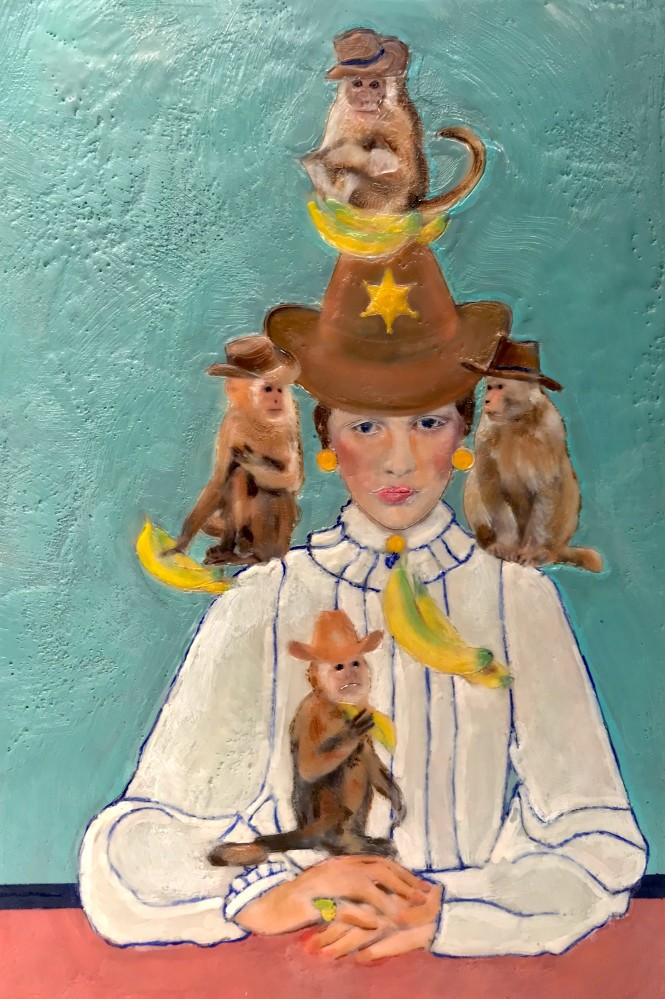 Monkey Tonk Woman